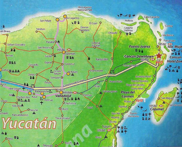 Isla cerritos yucatan peninsula gumiabroncs Gallery